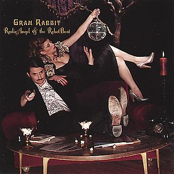 Gram kanin - Radio Angel & Robot slå [CD] USA importen
