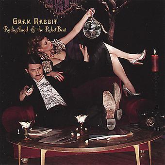Gram Rabbit - Radio Angel & the Robot Beat [CD] USA import