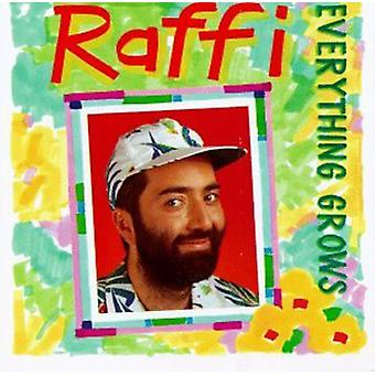 Raffi - Everything Grows [CD] USA import