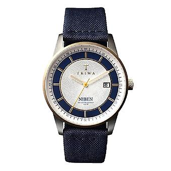 Triwa Unisex Watch NIST104 CL060712 Duke Niben watch leather