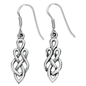 925 Silver Original Celtic Earring