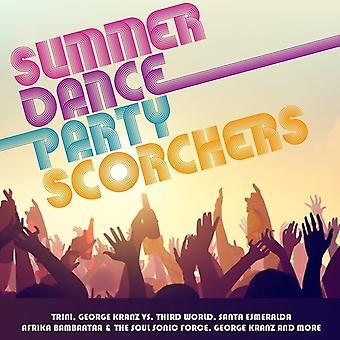 Różnych artysty - Summer Dance Party Scorchers [CD] USA import