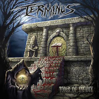 Terminus - Tomb af skændsel [CD] USA importerer