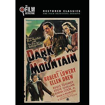 Mørke Mountain [DVD] USA importerer