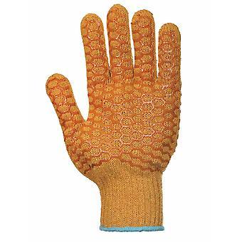 sUw - Reversible Criss Cross Gripper Gloves (50 Pair Pack)