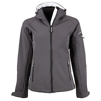 Tee Jays Womens/Ladies Hooded Fashion Softshell Jacket
