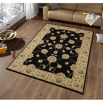 Design Ziegler carpet Royal black | 102282