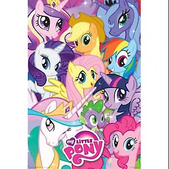 My Little Pony Poster Poster Print