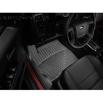 WeatherTech Trim to Fit Front Rubber Mats for Jeep Wrangler, Black