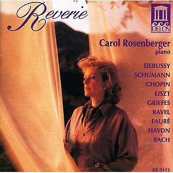 Carol Rosenberger - Reverie [CD] USA import