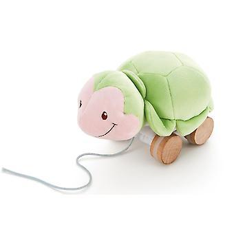 Gra żółw ciągniona Trudi Plush
