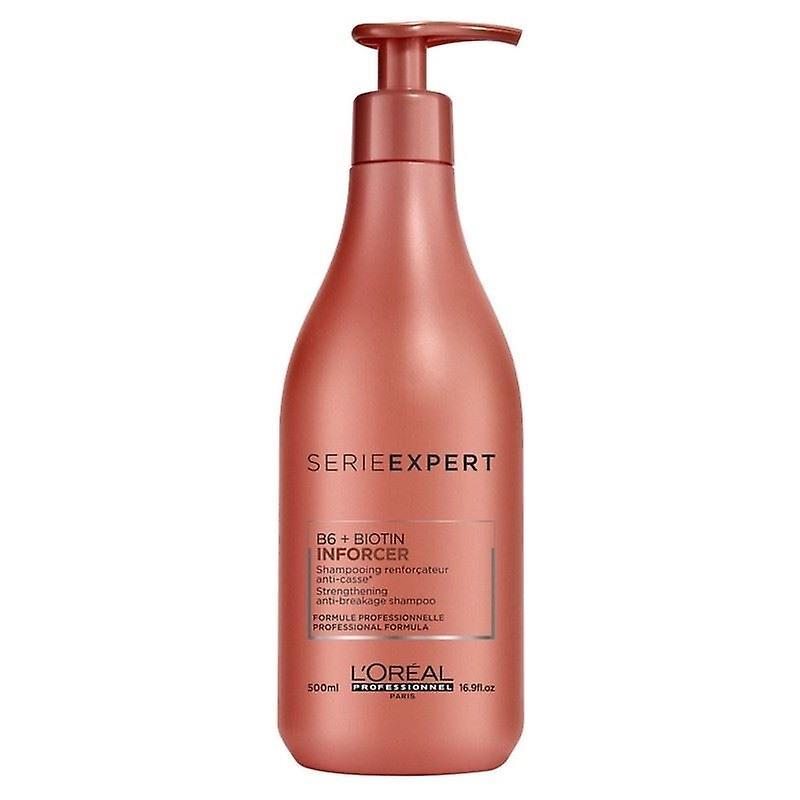Shampooing L'oreal Expert B6Biotine 500ml Serie Inforcer N8vmn0wO