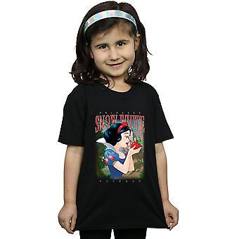 Disney Girls śnieg biały montaż T-Shirt