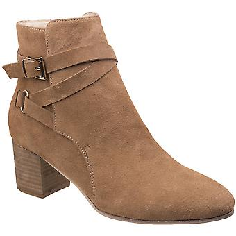 Divaz Womens/Ladies Arianna Zip Up Buckled Casual Chelsea Ankle Boots