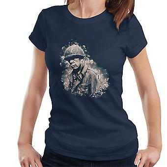 Lee Marvin In The Big Red One 1978 Women's T-Shirt