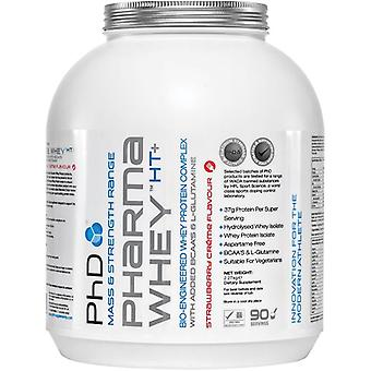 PhD Pharma Whey HT+ Vanilla creme 2270 g (Sport , Muscle mass , Proteins)