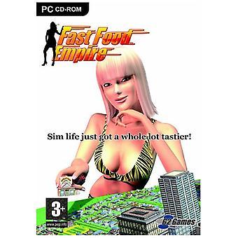 Fastfood rijk (PC CD)