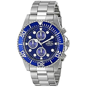 Invicta  Pro Diver 1769  Stainless Steel Chronograph  Watch