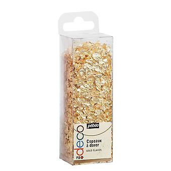 Pebeo Deco forgyldning flager 1,5 g (guld)