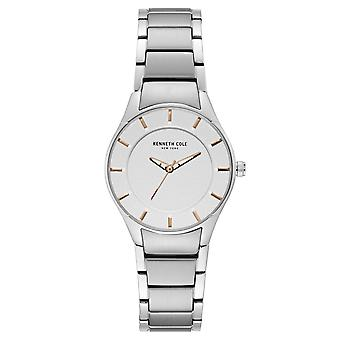 Kenneth Cole New York women's wrist watch analog quartz stainless steel KC15201001