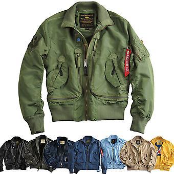 Apoyo de chaqueta Alpha industries
