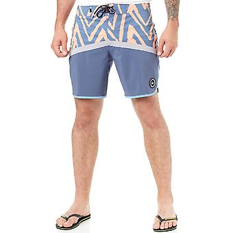 QUIKSILVER Silver bougeoir Highline tectonique - Boardshorts de 18 pouces