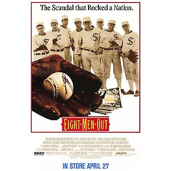 Eight Men Out Movie Poster (11 x 17)
