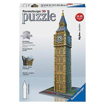 Ravensburger 3D Puzzle Big Ben 216 Piece