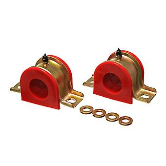 Energy Suspension 9.5184R Universal Sway Bar Bushing Set Red 1 3/16in. Dia. Performance Polyurethane Universal Sway Bar