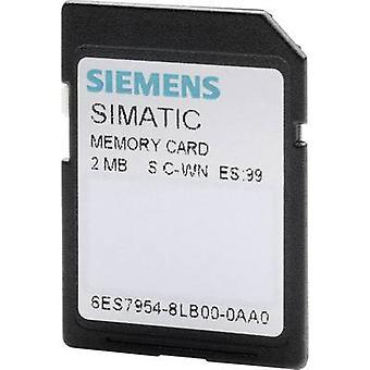 PLC minnemodul Siemens SIMATIC S7 hukommelse Card 6ES7954-8LC03-0AA0
