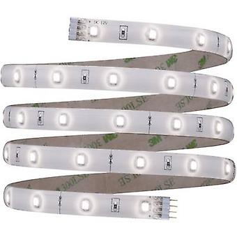 Paulmann LED strip set + plug 12 V 150 cm Neutral white YourLED 70318