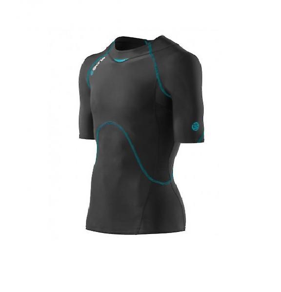 SKINS Coldblack Men's Short Sleeve Top - B80115004