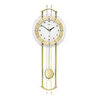 Pendulum clock radio AMS - 5257