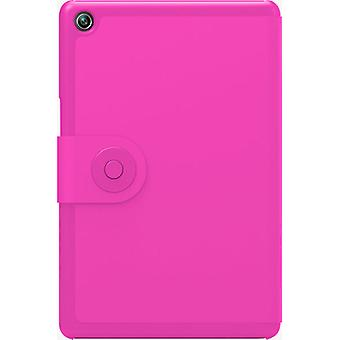 Incipio Lexington Hard Shell Folio Case for Asus ZenPad Z8 - Pink