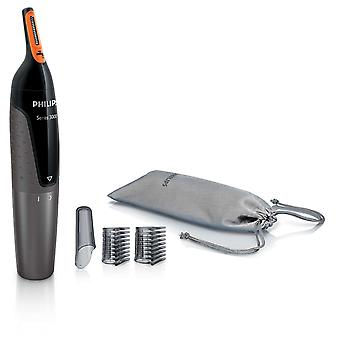 Philips NT3160/10 Battery Operated 3000 Series Ear, Eyebrow & Nasal Trimmer