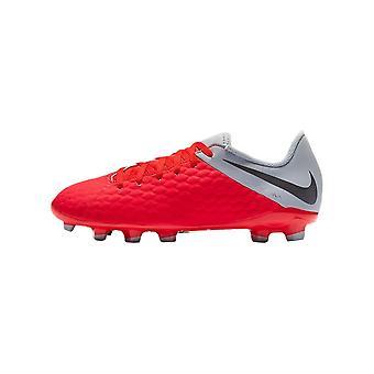 Fútbol Nike JR Hypervenom 3 Academia FG AJ4119600 todo el año niños zapatos