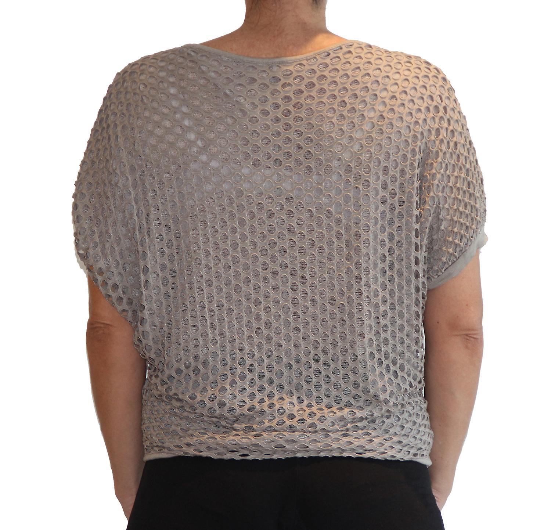 Waooh - Fashion - openwork Shirt