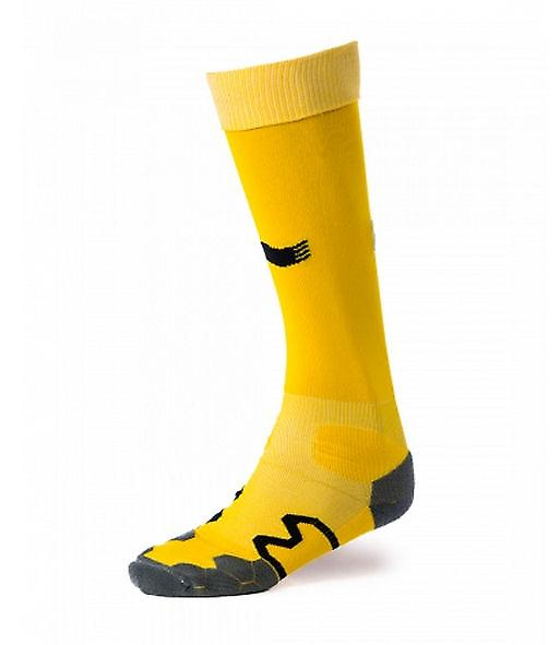 2014-15 Belgien Burrda Sport 3. Socks (Yellow)