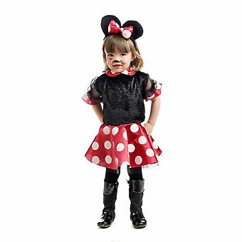 Minnie mouse komiks kostium strój kostium dzieci z Minniemaus