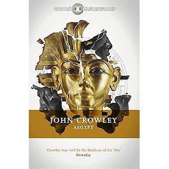 Aegypt von John Crowley - 9780575083004 Buch