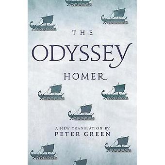 A Odisseia - uma nova tradução por Peter Green por Homero - 978052029363