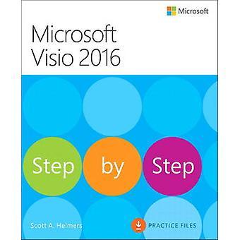 Microsoft Visio 2016 by Scott A. Helmers - 9780735697805 Book