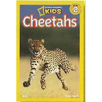 Cheetahs by Laura Marsh - 9781426308550 Book