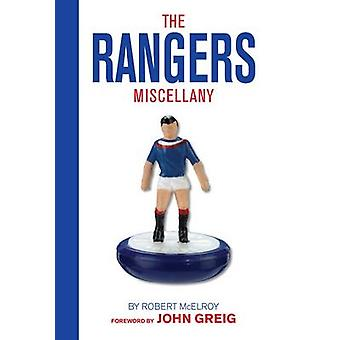 The Rangers Miscellany (2nd Revised edition) by Robert McElroy - 9781