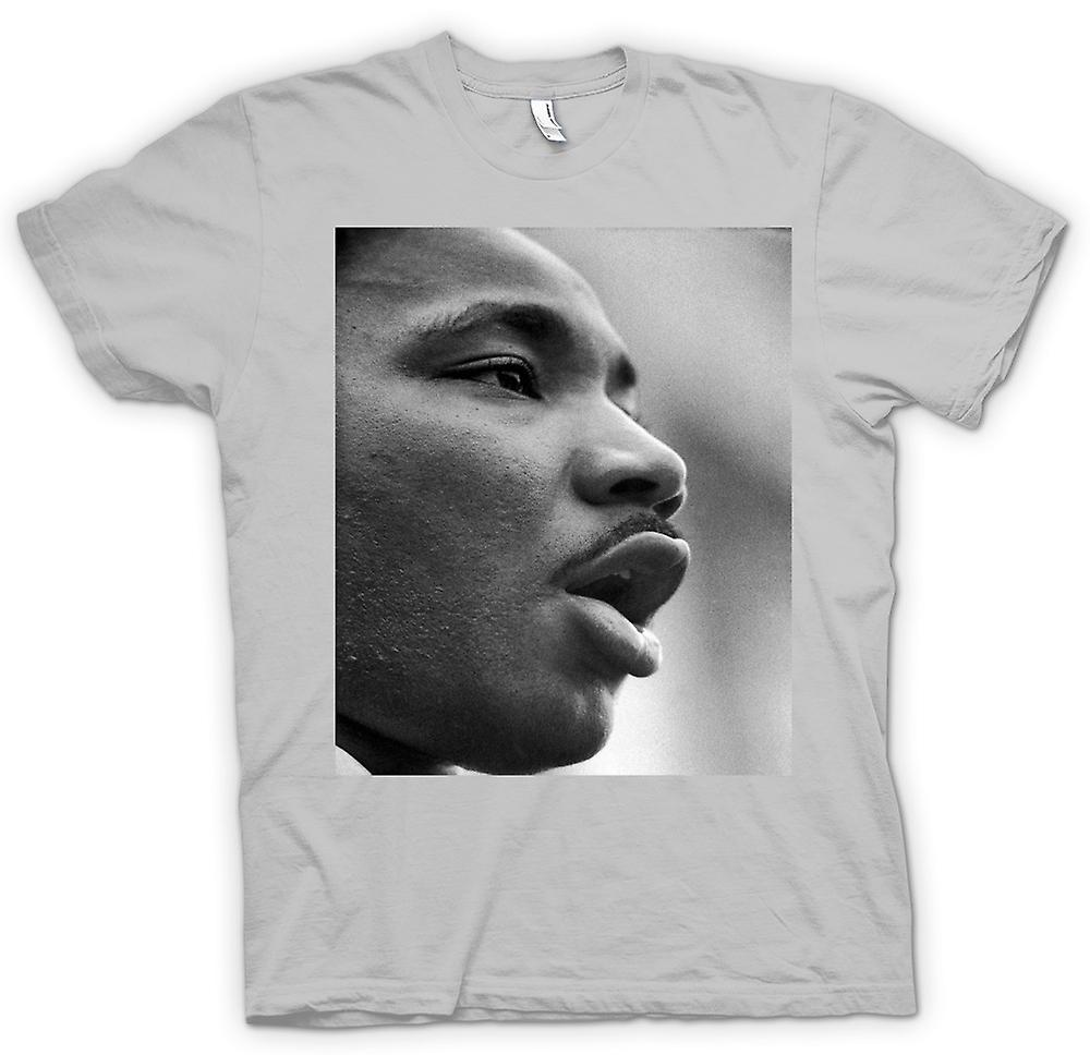 Mens T-shirt - Martin Luther King - Icon