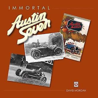 Onsterfelijke Austin Seven-9781845849795 boek