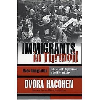 Indvandrere i uro - masseindvandring til Israel og dets Repercussio