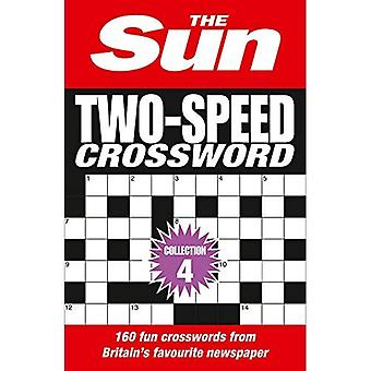 The Sun Two-Speed Crossword Collection 4