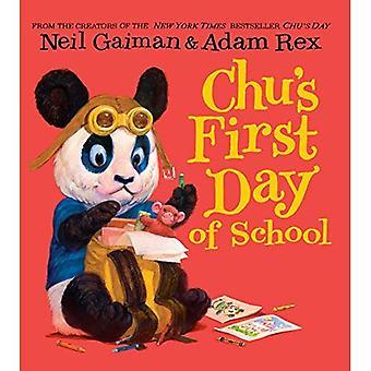 De eerste dag van het CHU van School