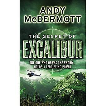 The Secret of Excalibur (Nina Wilde/Eddie Chase 3)